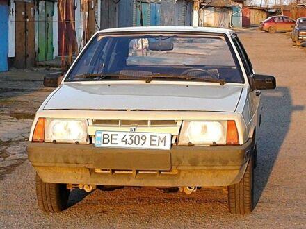 Бежевый ВАЗ 2109, объемом двигателя 1.3 л и пробегом 77 тыс. км за 4200 $, фото 1 на Automoto.ua