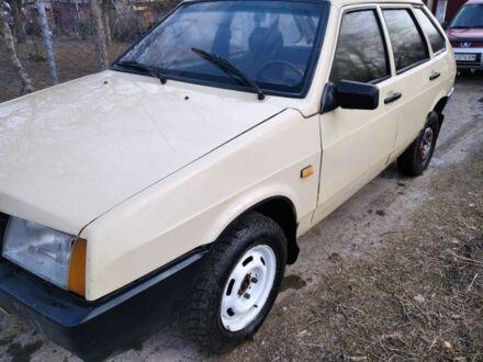 Бежевый ВАЗ 2109, объемом двигателя 1.5 л и пробегом 10 тыс. км за 1000 $, фото 1 на Automoto.ua
