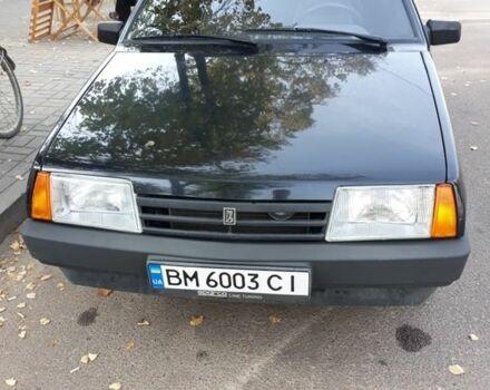 Чорний ВАЗ 2109, об'ємом двигуна 1.5 л та пробігом 51 тис. км за 3500 $, фото 1 на Automoto.ua