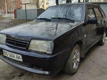 Коричневый ВАЗ 2109, объемом двигателя 1.5 л и пробегом 9 тыс. км за 1350 $, фото 1 на Automoto.ua