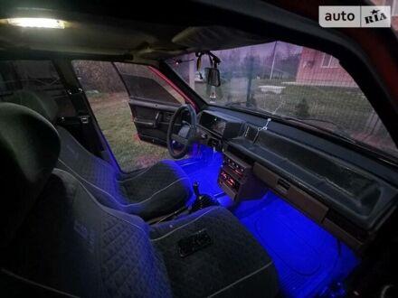 Красный ВАЗ 2109, объемом двигателя 1.3 л и пробегом 65 тыс. км за 1550 $, фото 1 на Automoto.ua