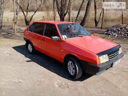 Червоний ВАЗ 2109, об'ємом двигуна 1.5 л та пробігом 22 тис. км за 1850 $, фото 1 на Automoto.ua