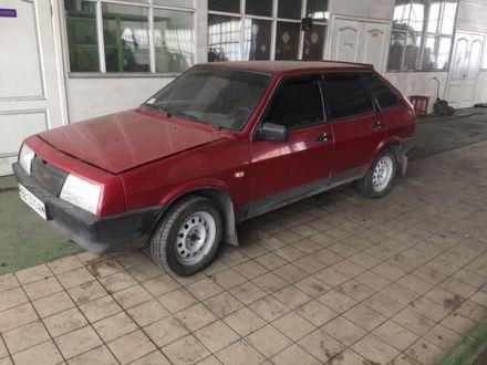Червоний ВАЗ 2109, об'ємом двигуна 1.6 л та пробігом 110 тис. км за 1300 $, фото 1 на Automoto.ua
