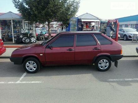 Червоний ВАЗ 2109, об'ємом двигуна 1.5 л та пробігом 182 тис. км за 2700 $, фото 1 на Automoto.ua