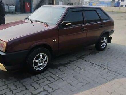 Червоний ВАЗ 2109, об'ємом двигуна 1.6 л та пробігом 198 тис. км за 2600 $, фото 1 на Automoto.ua