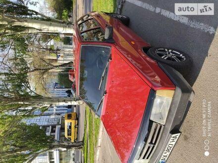 Красный ВАЗ 2109, объемом двигателя 1.6 л и пробегом 190 тыс. км за 2700 $, фото 1 на Automoto.ua