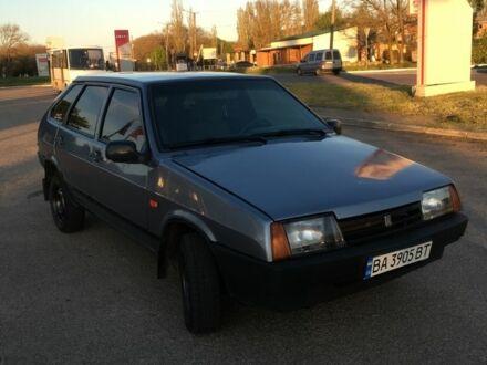 Серебряный ВАЗ 2109, объемом двигателя 1.5 л и пробегом 170 тыс. км за 2500 $, фото 1 на Automoto.ua