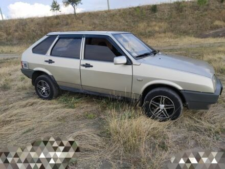 Серый ВАЗ 2109, объемом двигателя 1.5 л и пробегом 1 тыс. км за 2150 $, фото 1 на Automoto.ua