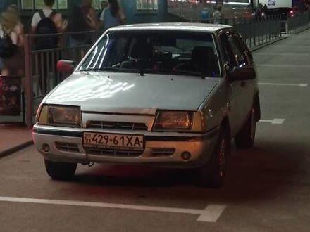 Сірий ВАЗ 2109, об'ємом двигуна 1.3 л та пробігом 29 тис. км за 1350 $, фото 1 на Automoto.ua