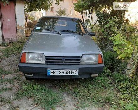 Сірий ВАЗ 2109, об'ємом двигуна 1.5 л та пробігом 170 тис. км за 1700 $, фото 1 на Automoto.ua