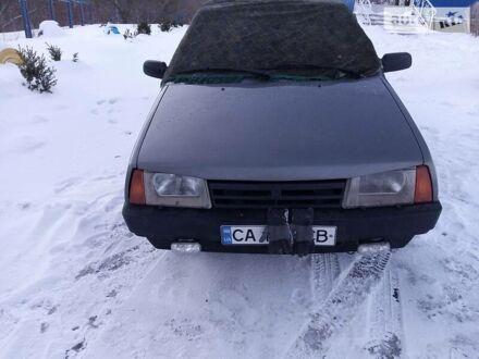Сірий ВАЗ 2109, об'ємом двигуна 1.3 л та пробігом 111 тис. км за 1800 $, фото 1 на Automoto.ua