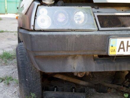 Серый ВАЗ 2109, объемом двигателя 1.53 л и пробегом 1 тыс. км за 900 $, фото 1 на Automoto.ua