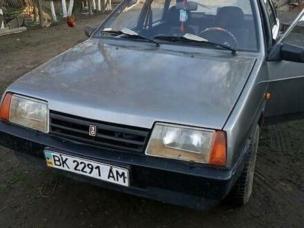 Серый ВАЗ 2109, объемом двигателя 1.1 л и пробегом 108 тыс. км за 1550 $, фото 1 на Automoto.ua