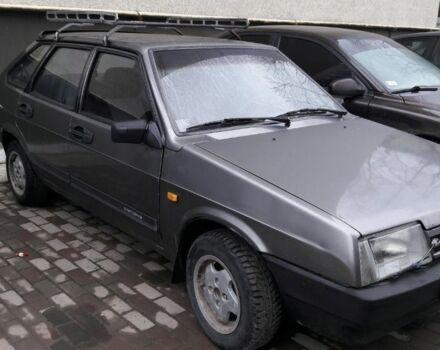 Серый ВАЗ 2109, объемом двигателя 1.5 л и пробегом 67 тыс. км за 1400 $, фото 1 на Automoto.ua