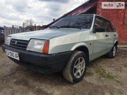 Серый ВАЗ 2109, объемом двигателя 1.4 л и пробегом 166 тыс. км за 2200 $, фото 1 на Automoto.ua