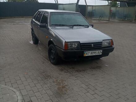 Сірий ВАЗ 2109, об'ємом двигуна 1.5 л та пробігом 200 тис. км за 2300 $, фото 1 на Automoto.ua