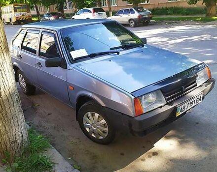 Серый ВАЗ 2109, объемом двигателя 1.5 л и пробегом 123 тыс. км за 2300 $, фото 1 на Automoto.ua