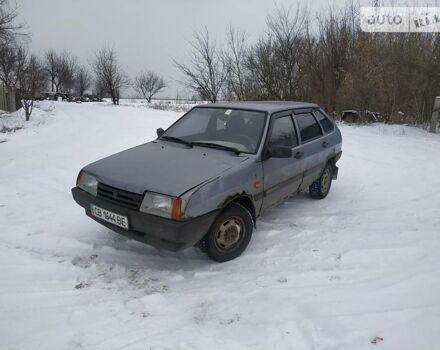 Серый ВАЗ 2109, объемом двигателя 1.6 л и пробегом 250 тыс. км за 1650 $, фото 1 на Automoto.ua