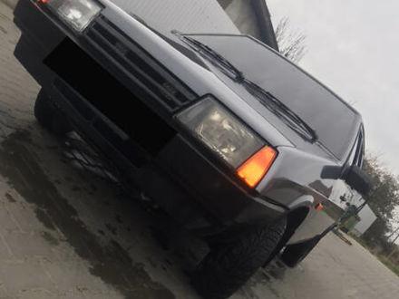 Сірий ВАЗ 2109, об'ємом двигуна 1.6 л та пробігом 98 тис. км за 3000 $, фото 1 на Automoto.ua
