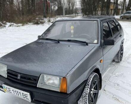 Сірий ВАЗ 2109, об'ємом двигуна 1.6 л та пробігом 23 тис. км за 3000 $, фото 1 на Automoto.ua