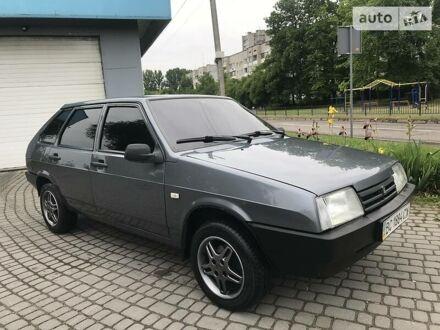 Серый ВАЗ 2109, объемом двигателя 1.6 л и пробегом 140 тыс. км за 2950 $, фото 1 на Automoto.ua