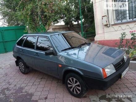 Сірий ВАЗ 2109, об'ємом двигуна 1.6 л та пробігом 26 тис. км за 4000 $, фото 1 на Automoto.ua