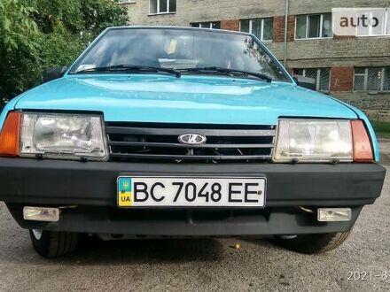 Синій ВАЗ 2109, об'ємом двигуна 1.3 л та пробігом 64 тис. км за 1500 $, фото 1 на Automoto.ua