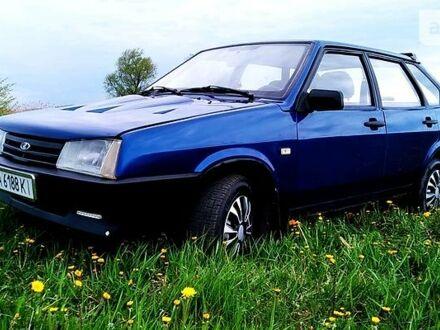 Синій ВАЗ 2109, об'ємом двигуна 1.5 л та пробігом 150 тис. км за 2200 $, фото 1 на Automoto.ua