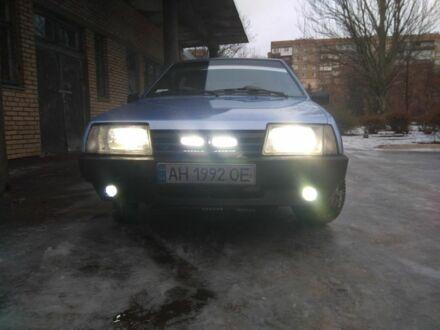 Синій ВАЗ 2109, об'ємом двигуна 1.5 л та пробігом 200 тис. км за 1700 $, фото 1 на Automoto.ua
