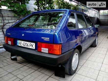 Синий ВАЗ 2109, объемом двигателя 1.5 л и пробегом 156 тыс. км за 2800 $, фото 1 на Automoto.ua