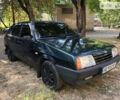 Зеленый ВАЗ 2109, объемом двигателя 1.5 л и пробегом 210 тыс. км за 2500 $, фото 1 на Automoto.ua