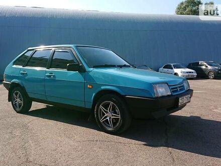 Зелений ВАЗ 2109, об'ємом двигуна 0 л та пробігом 97 тис. км за 2900 $, фото 1 на Automoto.ua