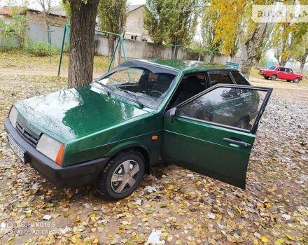 Зеленый ВАЗ 2109, объемом двигателя 0 л и пробегом 323 тыс. км за 2600 $, фото 1 на Automoto.ua