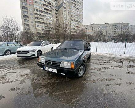 Зеленый ВАЗ 2109, объемом двигателя 1.5 л и пробегом 149 тыс. км за 2800 $, фото 1 на Automoto.ua