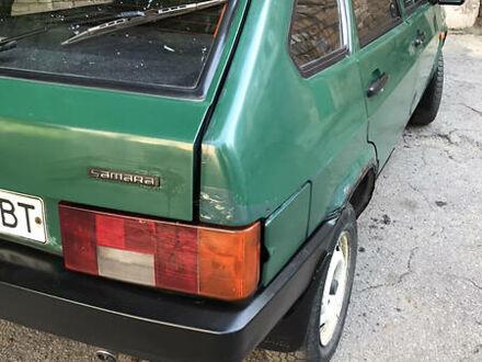 Зеленый ВАЗ 2109, объемом двигателя 1.5 л и пробегом 81 тыс. км за 1700 $, фото 1 на Automoto.ua