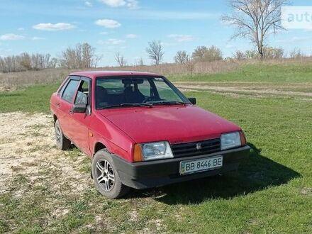 Красный ВАЗ 21099, объемом двигателя 0 л и пробегом 200 тыс. км за 1800 $, фото 1 на Automoto.ua