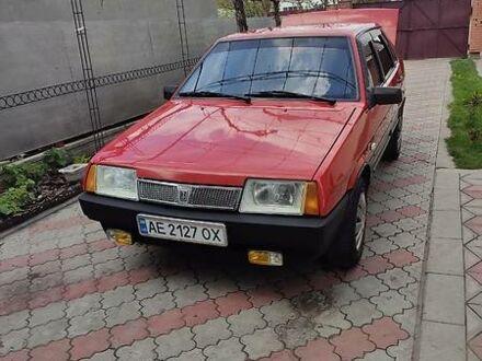 Червоний ВАЗ 21099, об'ємом двигуна 1.5 л та пробігом 161 тис. км за 2500 $, фото 1 на Automoto.ua