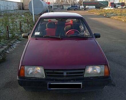 Червоний ВАЗ 21099, об'ємом двигуна 1.5 л та пробігом 100 тис. км за 2000 $, фото 1 на Automoto.ua