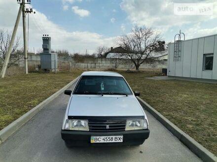 Серый ВАЗ 21099, объемом двигателя 0 л и пробегом 150 тыс. км за 1800 $, фото 1 на Automoto.ua