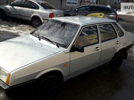 Серый ВАЗ 21099, объемом двигателя 1.5 л и пробегом 198 тыс. км за 2900 $, фото 1 на Automoto.ua