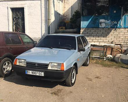 Сірий ВАЗ 21099, об'ємом двигуна 1.5 л та пробігом 130 тис. км за 2700 $, фото 1 на Automoto.ua