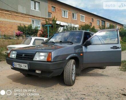 Серый ВАЗ 21099, объемом двигателя 1.6 л и пробегом 180 тыс. км за 2900 $, фото 1 на Automoto.ua