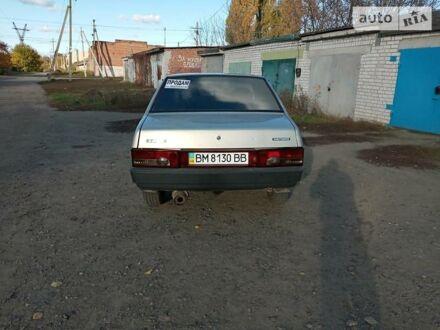 Сірий ВАЗ 21099, об'ємом двигуна 1.6 л та пробігом 220 тис. км за 2199 $, фото 1 на Automoto.ua