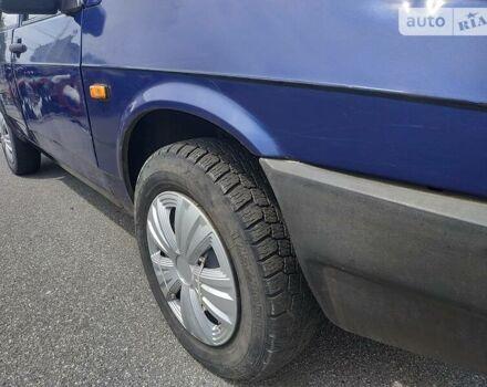 Синій ВАЗ 21099, об'ємом двигуна 1.5 л та пробігом 220 тис. км за 1800 $, фото 1 на Automoto.ua
