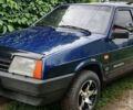 Синий ВАЗ 21099, объемом двигателя 1.5 л и пробегом 149 тыс. км за 2900 $, фото 1 на Automoto.ua