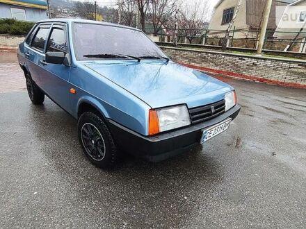 Синій ВАЗ 21099, об'ємом двигуна 1.6 л та пробігом 148 тис. км за 2750 $, фото 1 на Automoto.ua