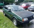 Зеленый ВАЗ 21099, объемом двигателя 1.5 л и пробегом 21 тыс. км за 1250 $, фото 1 на Automoto.ua