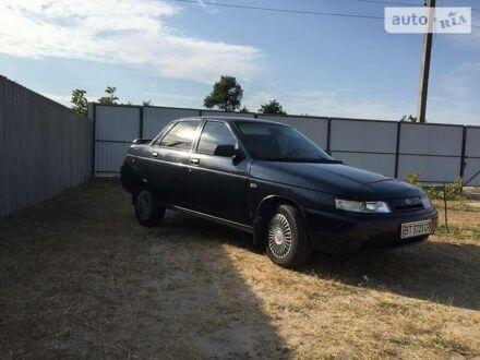 Черный ВАЗ 2110, объемом двигателя 1.5 л и пробегом 145 тыс. км за 3950 $, фото 1 на Automoto.ua