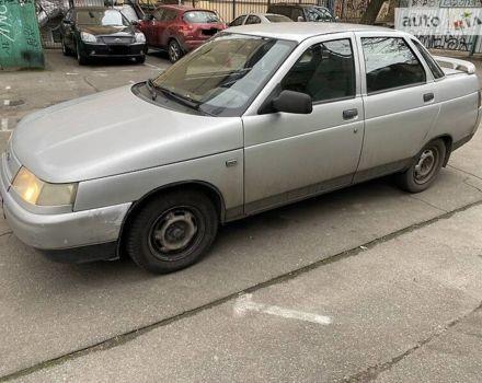 Серый ВАЗ 2110, объемом двигателя 1.5 л и пробегом 160 тыс. км за 2200 $, фото 1 на Automoto.ua