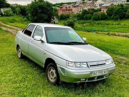 Серый ВАЗ 2110, объемом двигателя 1.5 л и пробегом 255 тыс. км за 2700 $, фото 1 на Automoto.ua
